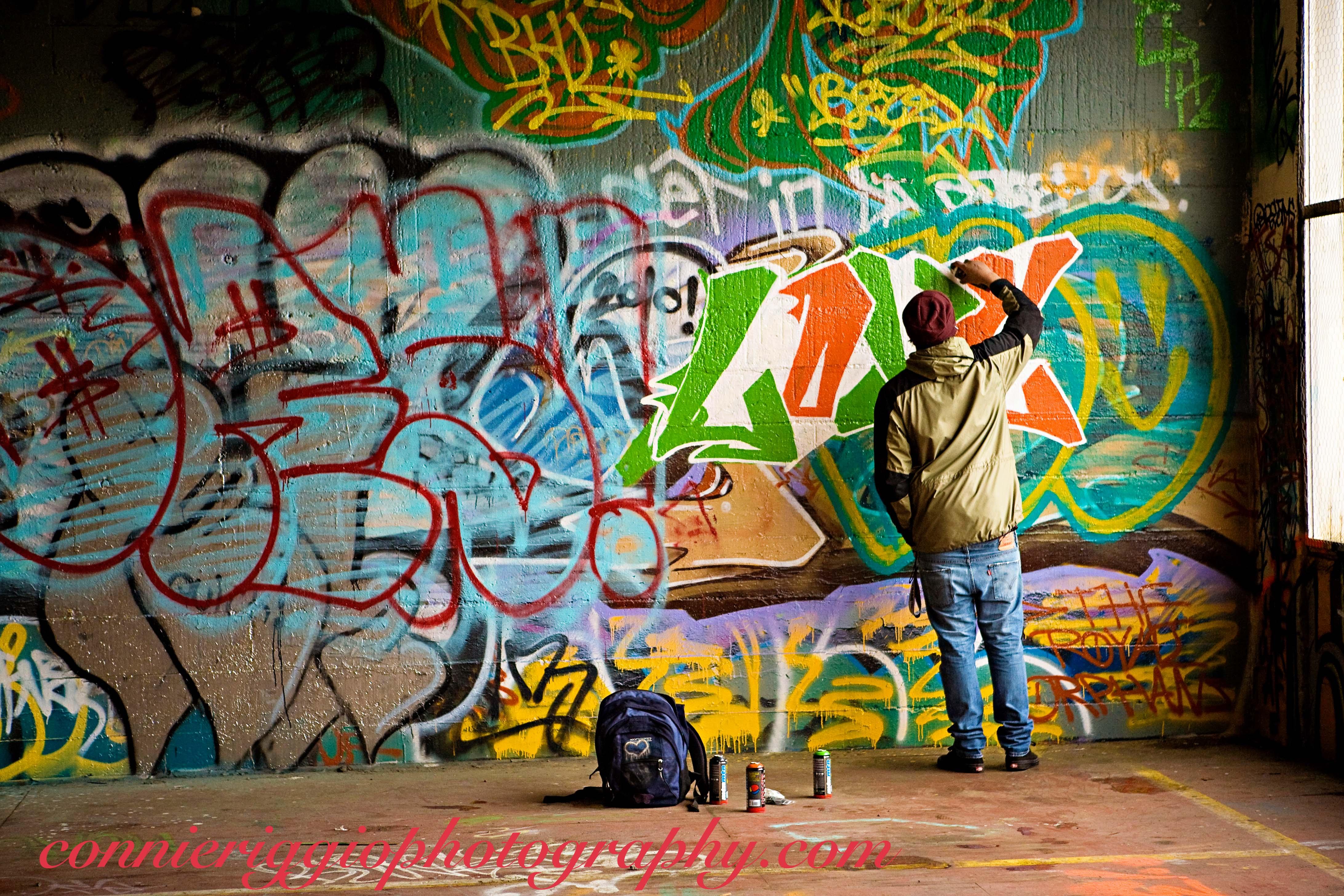 Creating Graffiti